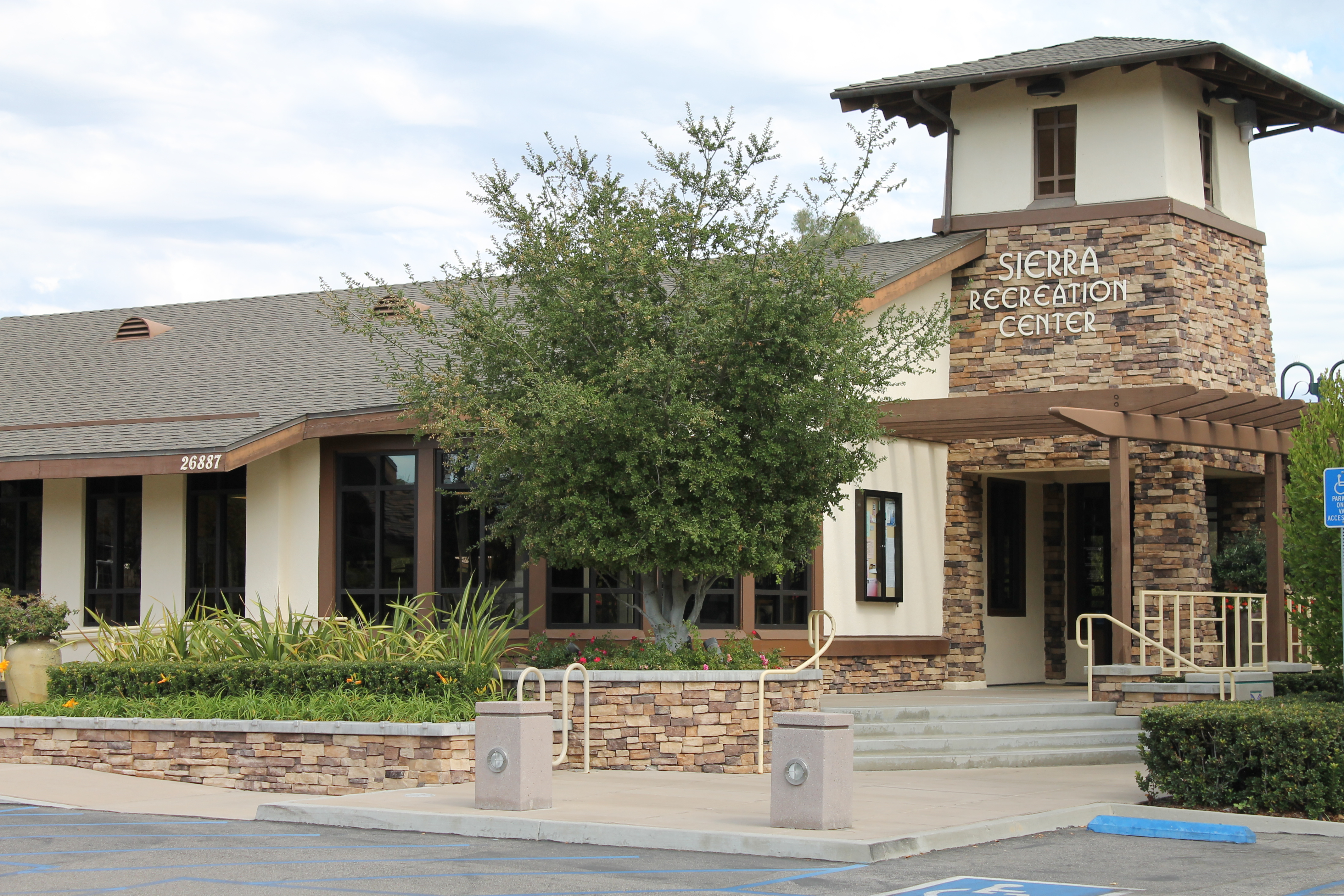 Sierra Recreation Center