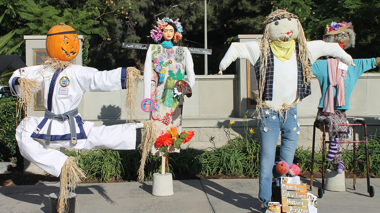scarecrows will take over mission viejo again city of mission viejo