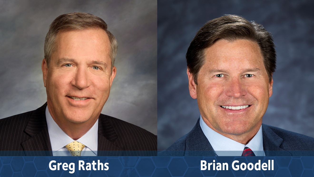 Greg Raths and Brian Goodell