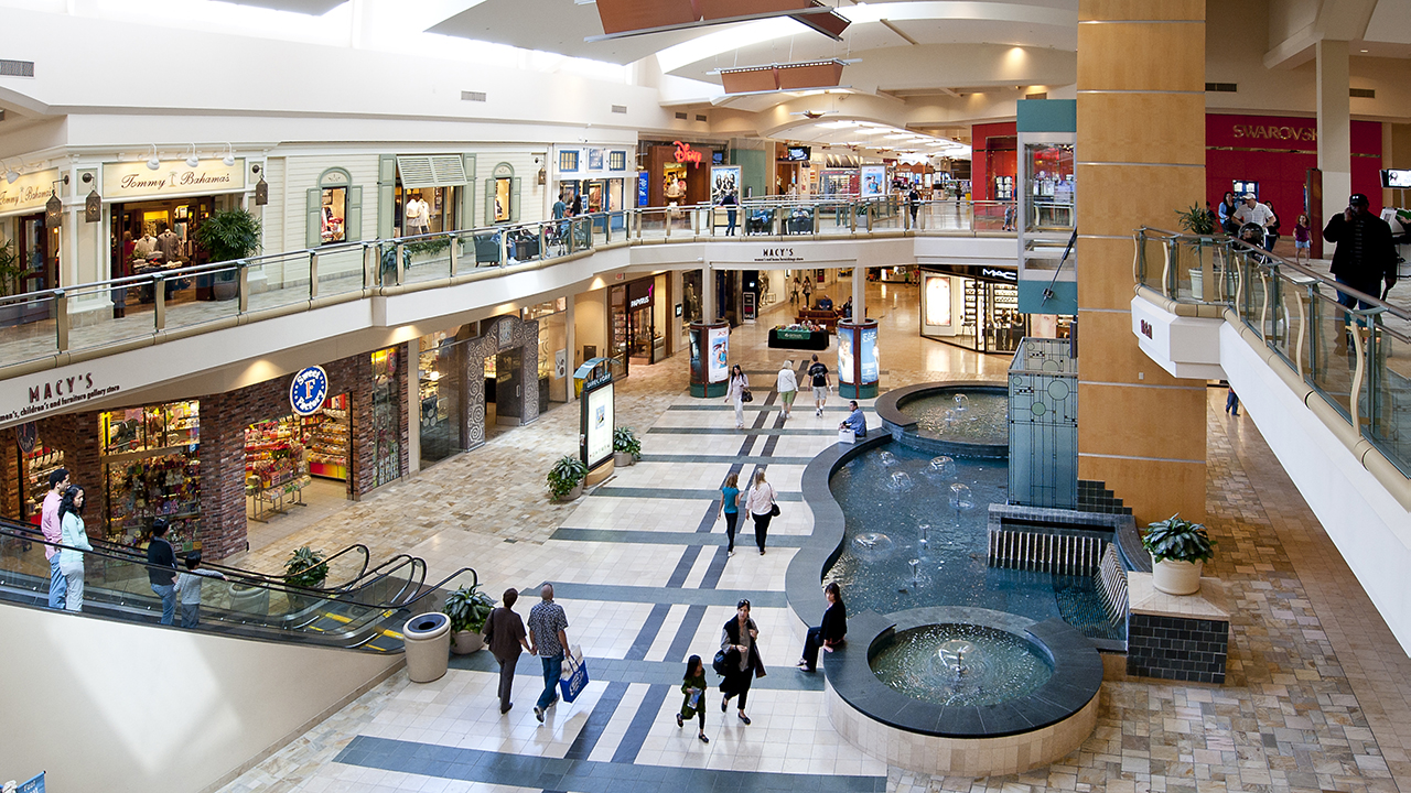 inside shops at mission viejo