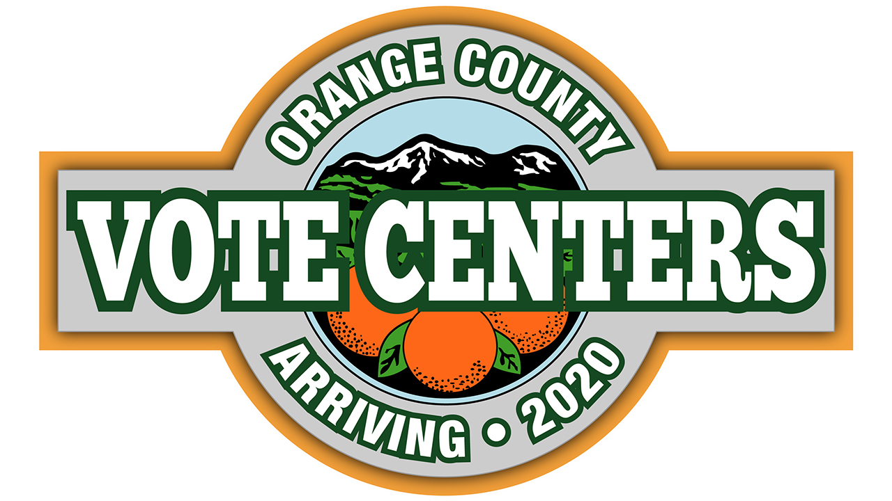 OC Vote Centers arriving 2020