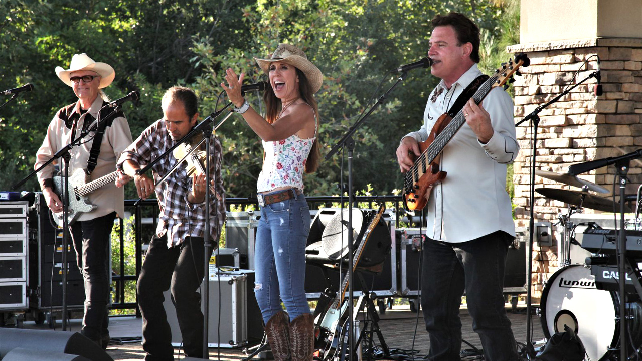 the kelly rae band
