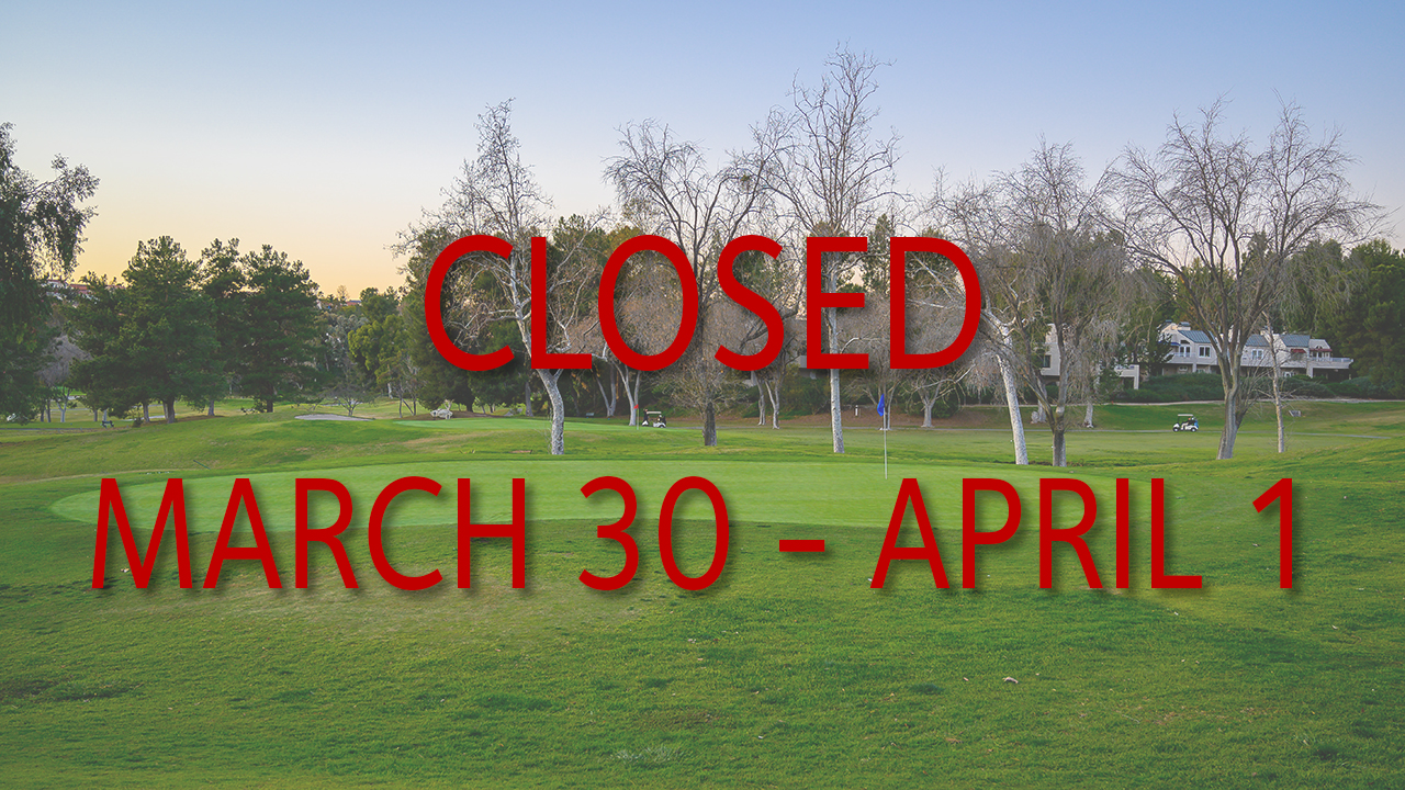closed march 30 to april 1