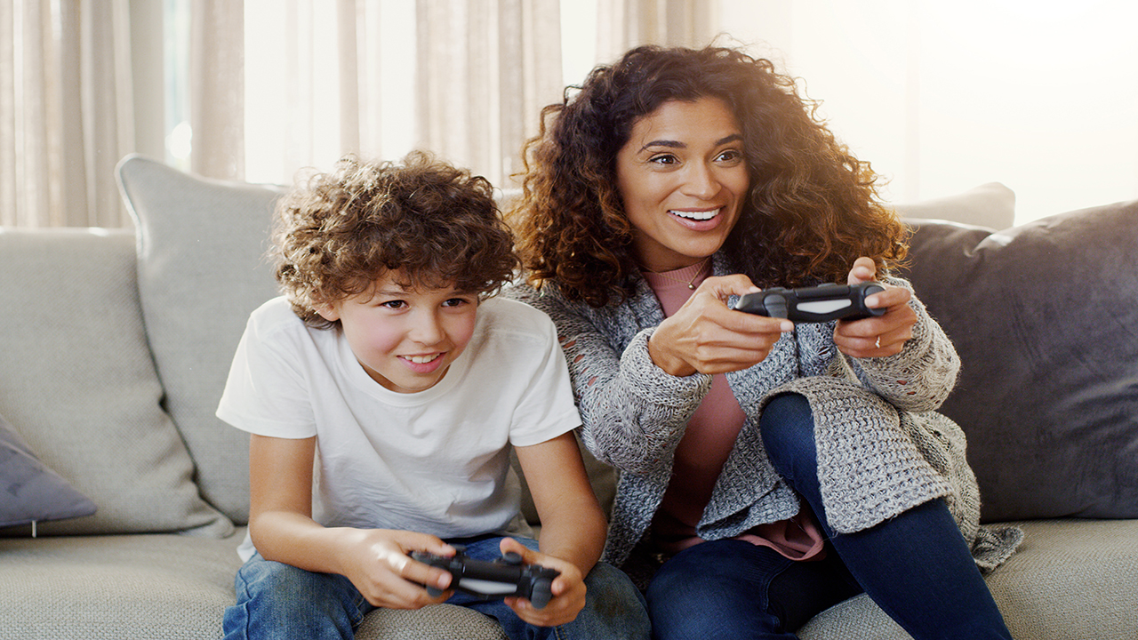 parent and child gaming