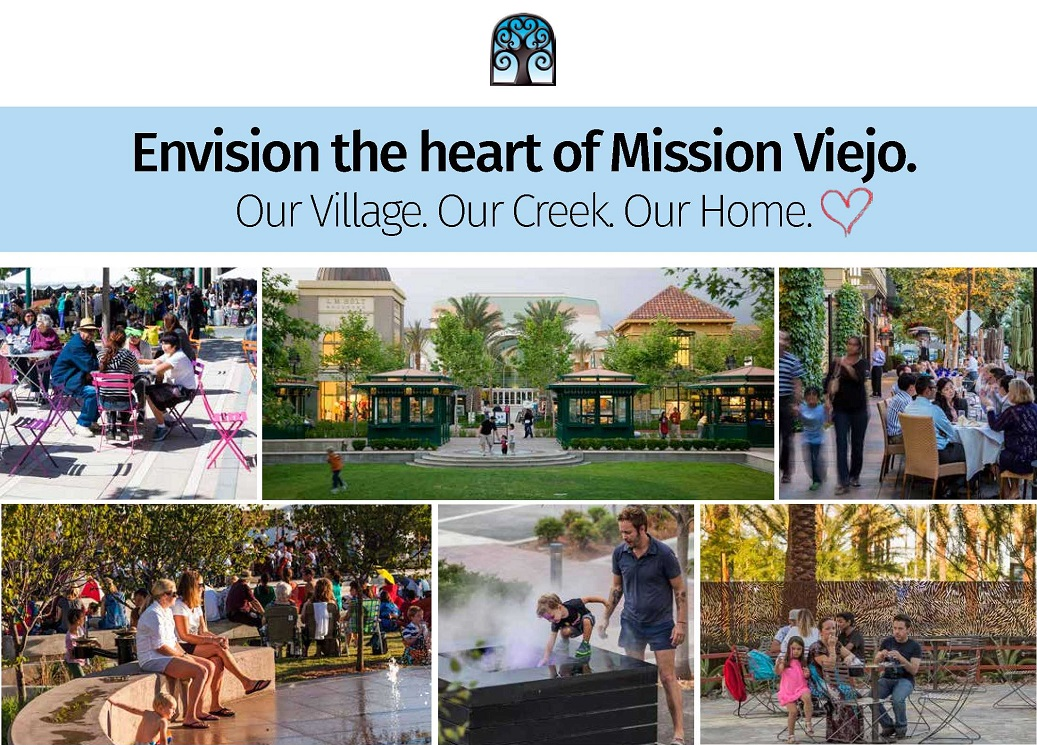 Envision the heard of Mission Viejo Presentation