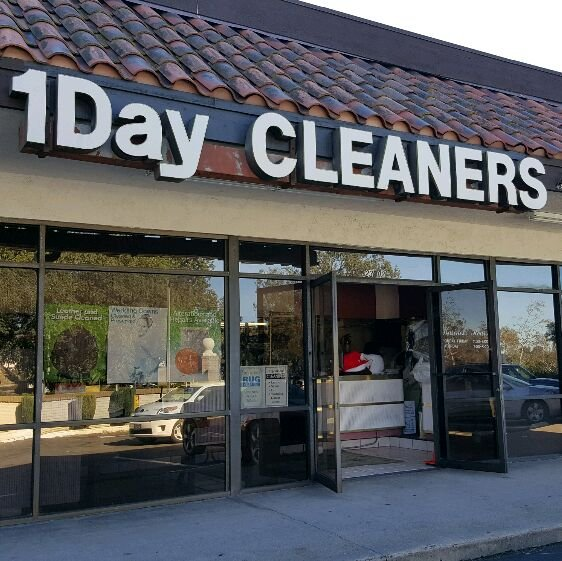 One Day Cleaners