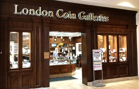 London Coin Galleries