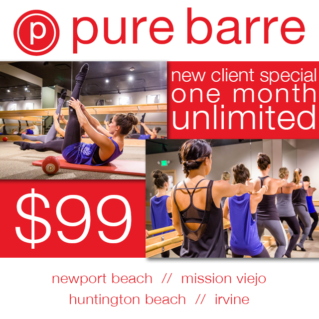 Pure Barre Mission Viejo