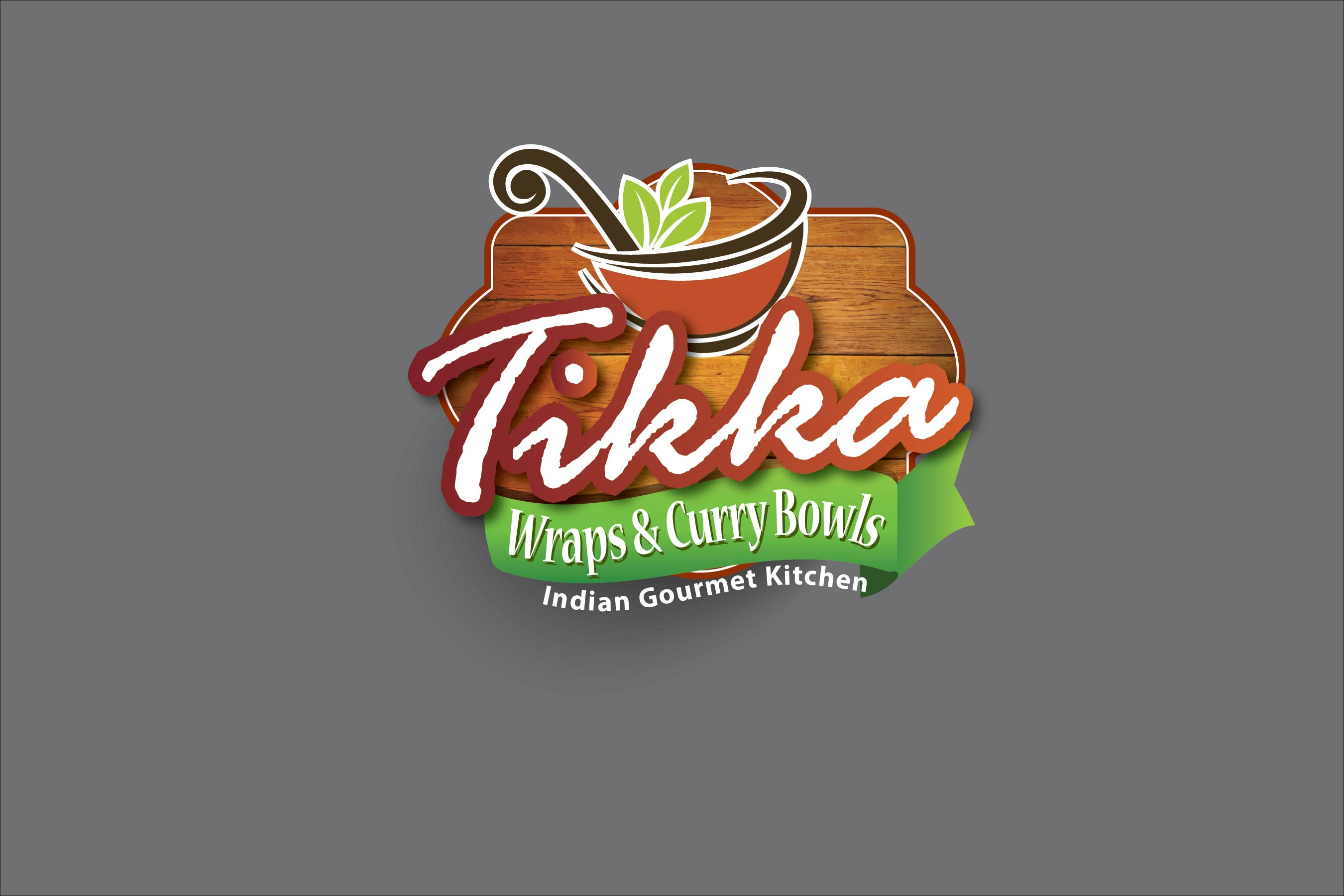 Tikka Wraps & Curry Bowls