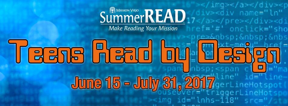 Teen Summer Reading Program 2017